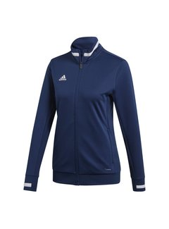 Adidas T19 Track Jacket Dames Navy