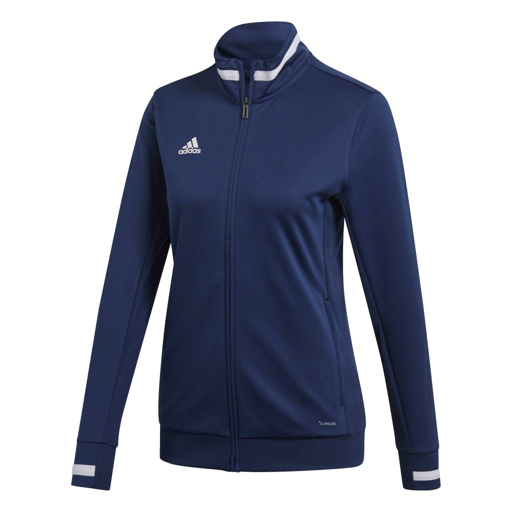 Adidas T19 Track Jacket Women Navy, order now!