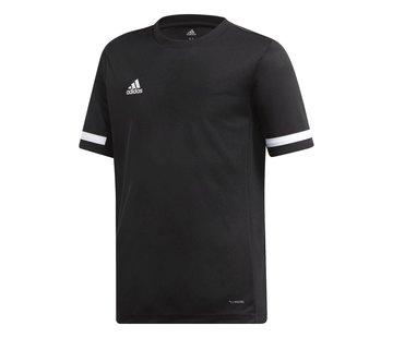 Adidas T19 Shirt Jersey Youth Boys Zwart