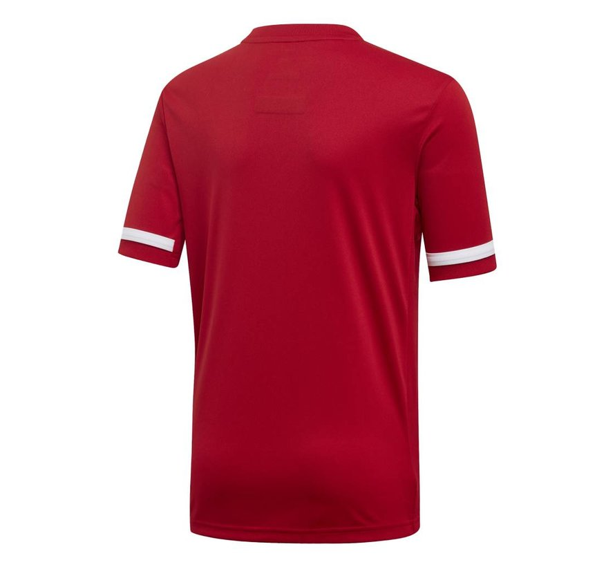 T19 Shirt Jersey Youth Boys Rood