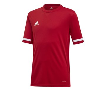 Adidas T19 Shirt Jersey Youth Boys Rood