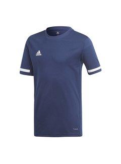 Adidas T19 Shirt Jersey Youth Boys Navy