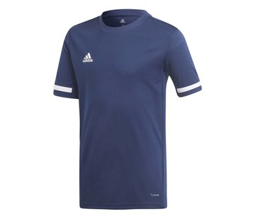 Adidas T19 Shirt Jersey Youth Boys Navy