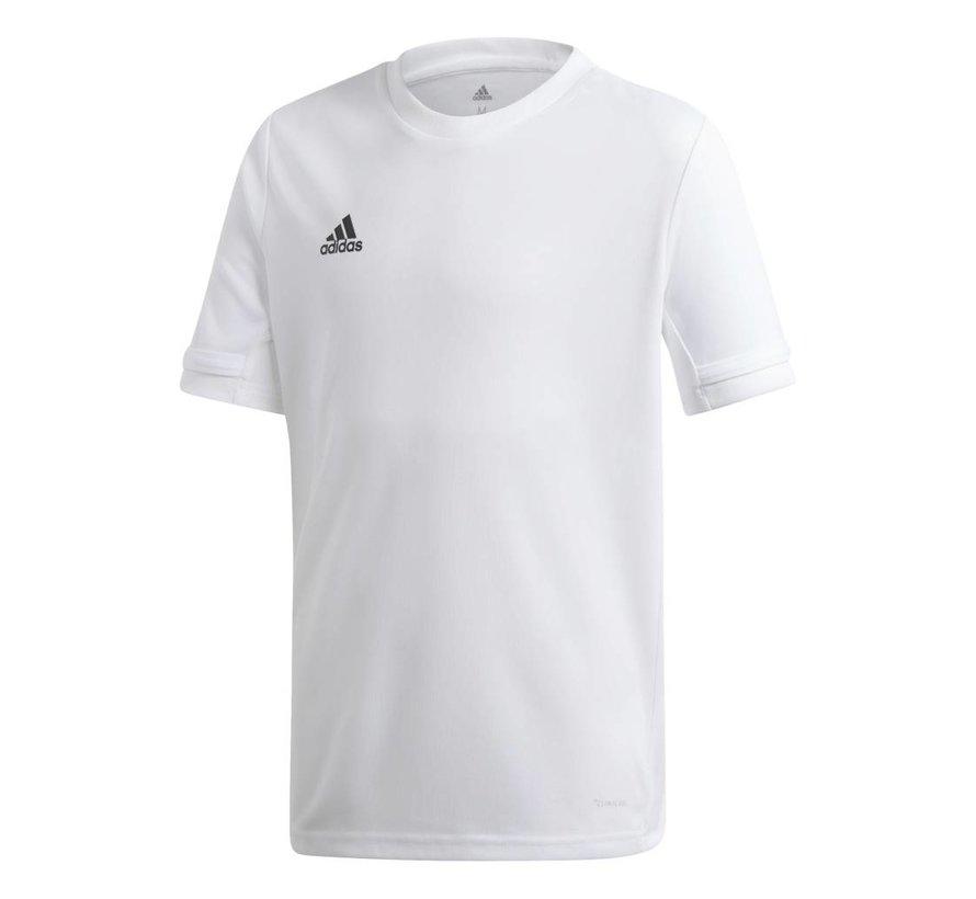 T19 Shirt Jersey Jungen Weiss