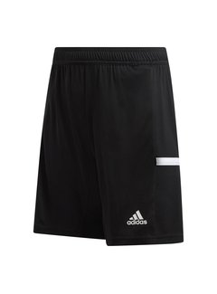 Adidas T19 Short Jungen Schwarz
