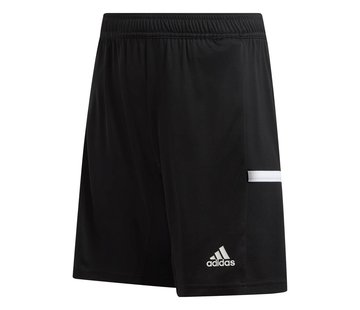 Adidas T19 Short Youth Boys Zwart
