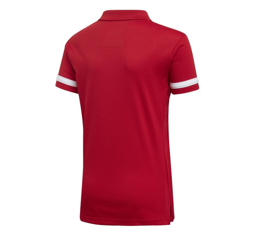 T19 Polo Youth Girls Rood