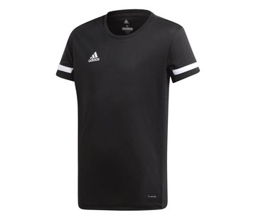 Adidas T19 Shirt Jersey Youth Girls Zwart