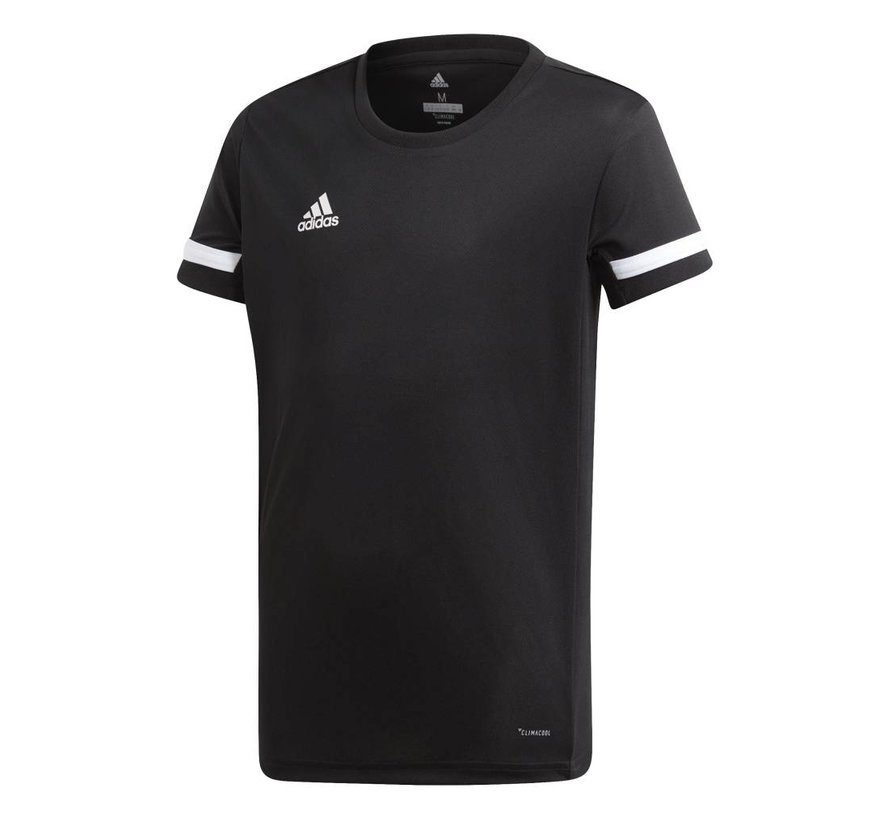 T19 Shirt Jersey Youth Girls Zwart