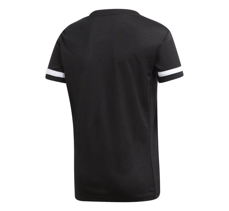 T19 Shirt Jersey Mädchen Schwarz