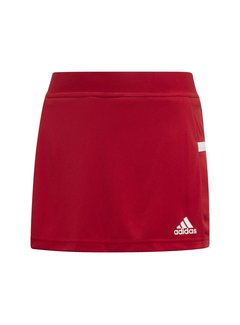 Adidas T19 Skirt Youth Girls Red