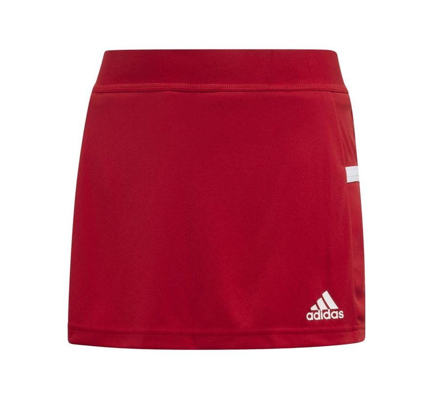 T19 Skirt Youth Girls Red