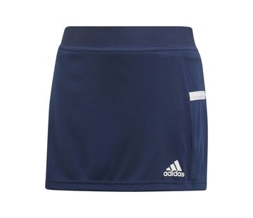 Adidas T19 Skirt Youth Girls Navy