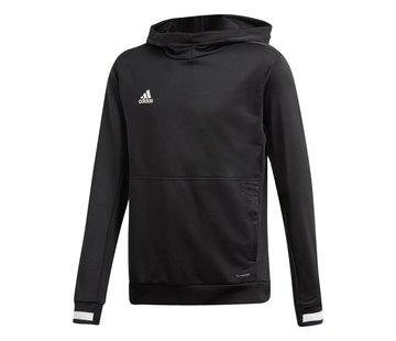 Adidas T19 Hoody Youth Schwarz