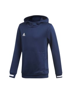 Adidas T19 Hoody Youth Navy