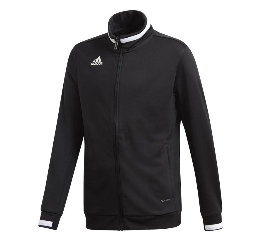 T19 Track Jacket Youth Zwart