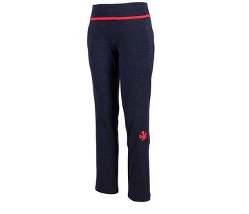Reece Varsity Sweat Pant Ladies Navy