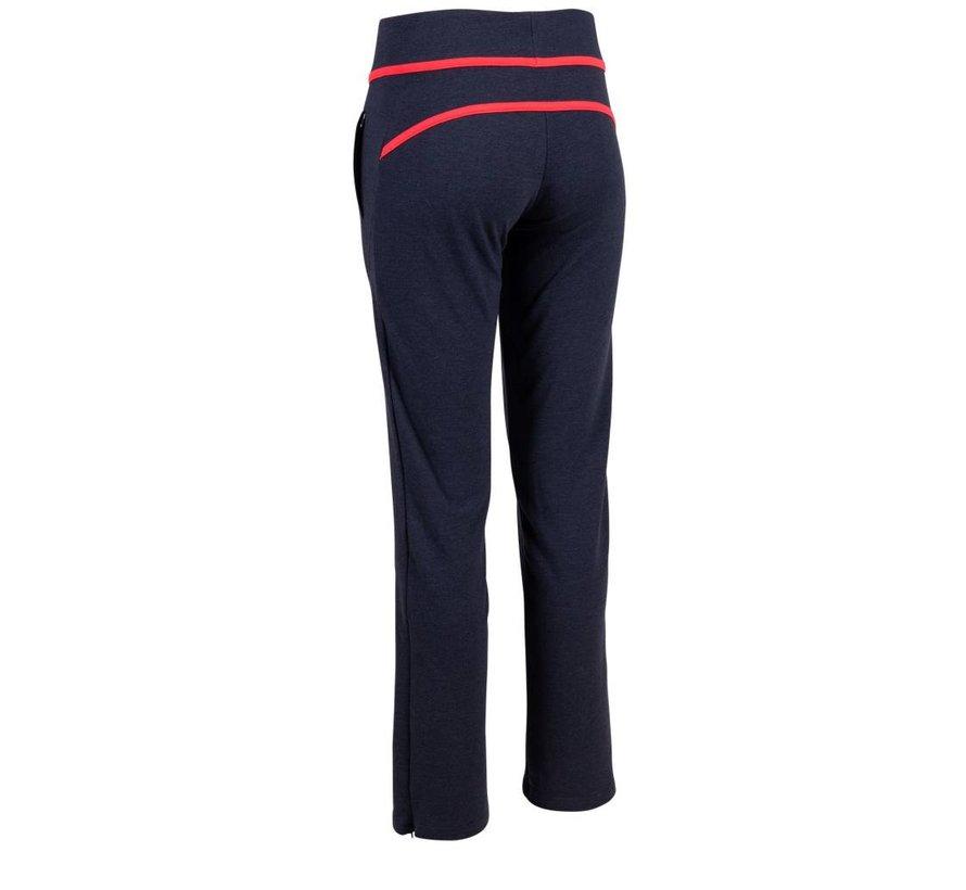 Varsity Sweat Pant Ladies Navy