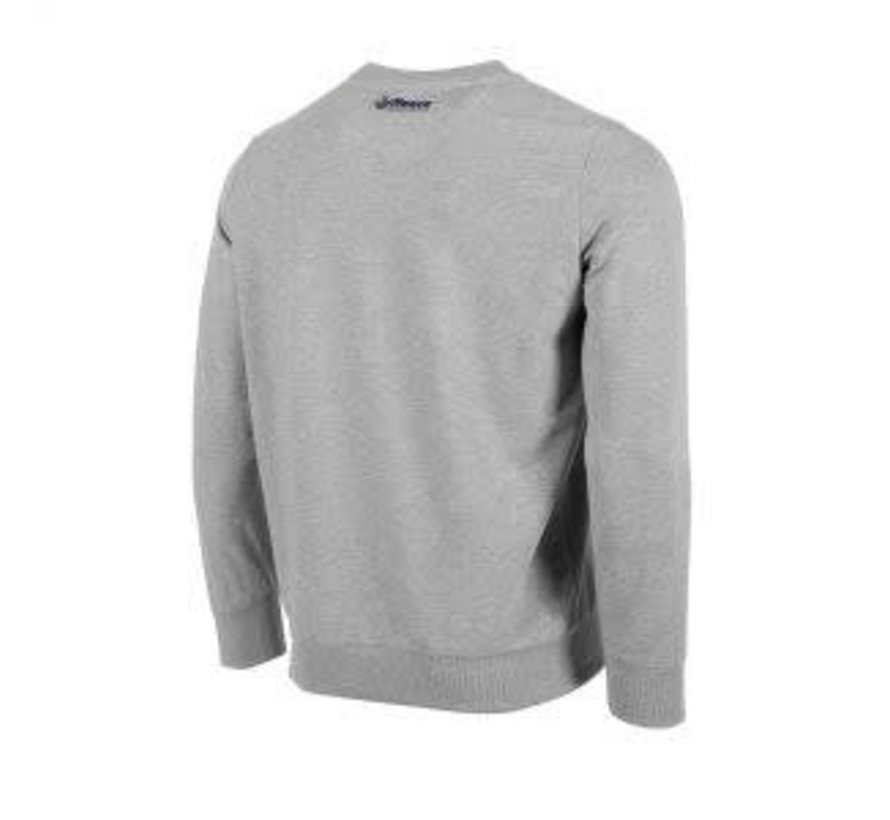 Classic Sweat Top RN Mens Grijs