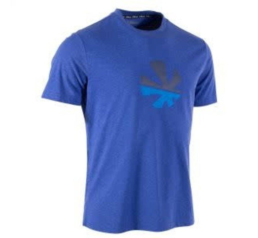 Classic T-Shirt Herren Blau