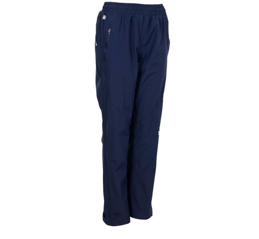 Varsity Breathable Pants Ladies Navy