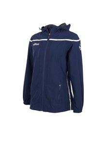 Reece Varsity Breathable Jacket Ladies Navy