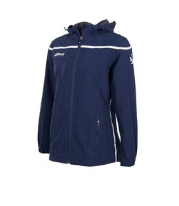 Reece Varsity Breathable Jacke Damen Navy