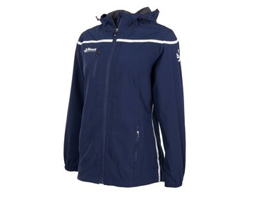 Reece Varsity Breathable Jack Ladies Navy