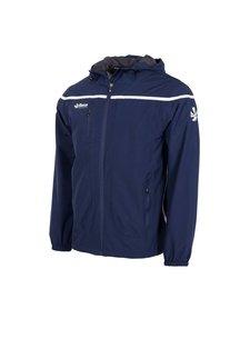 Reece Varsity Breathable Jacket Unisex Navy