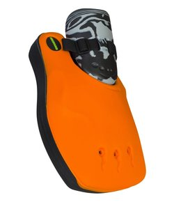 Obo Robo Hi-Rebound Handprotector Schwarz/Orange Links
