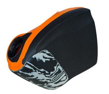 Obo ROBO Hi-Rebound Handprotector Oranje/Zwart Rechts