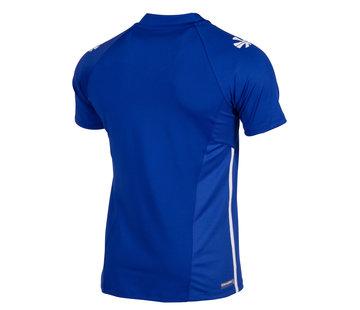 Reece Varsity Shirt Men Deep Blauw
