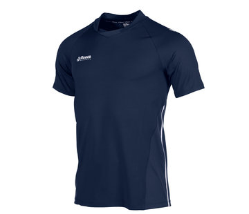 Reece Varsity Shirt Men Navy