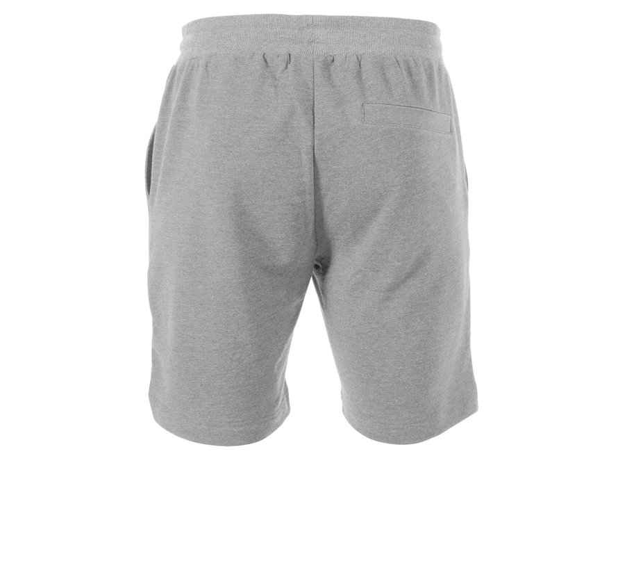 Classic Sweat Short Herren Grau Melee
