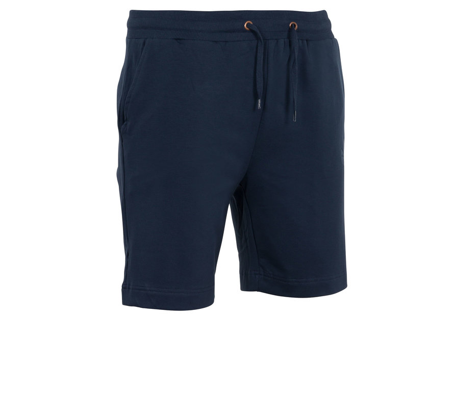 Classic Sweat Short Mens Navy Melee
