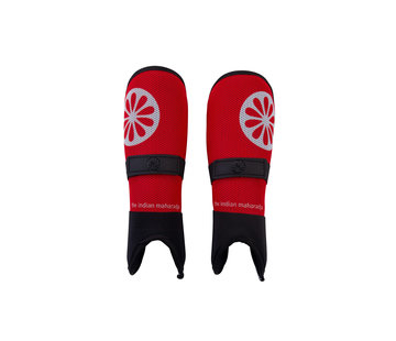 Indian Maharadja Shinguard Junior Mesh Red