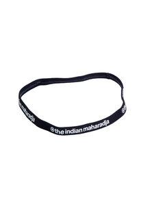 Indian Maharadja Haarband – Zwart