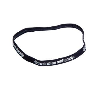 Indian Maharadja Hairband – Schwarz