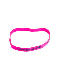 Indian Maharadja Hairband Pink