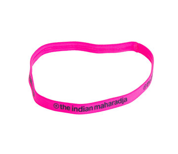 Indian Maharadja Haarband – Roze