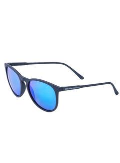 Indian Maharadja Sonnenbrille Blau