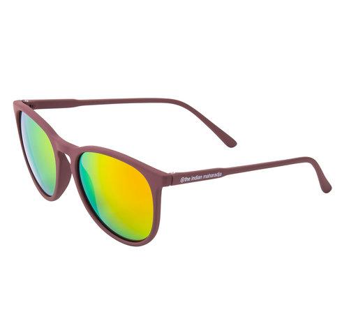 Indian Maharadja Sunglasses Brown
