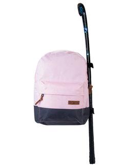Indian Maharadja Backpack CMX Roze/Grijs