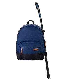 Indian Maharadja Backpack CMX – Navy / Schwarz
