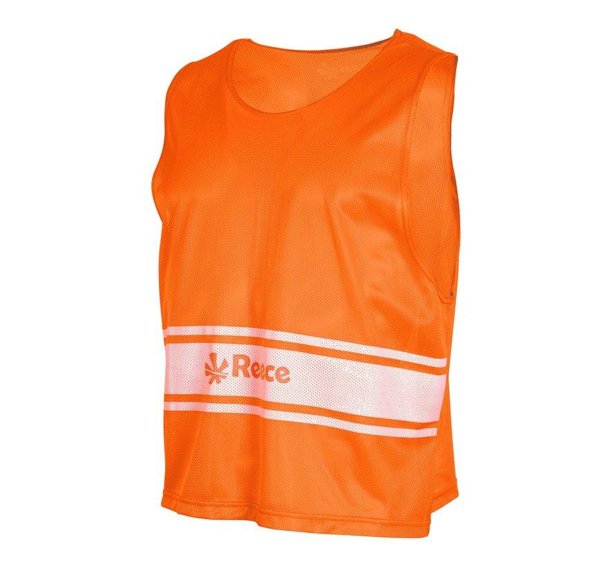 Lakeland Mesh Bib Orange/White
