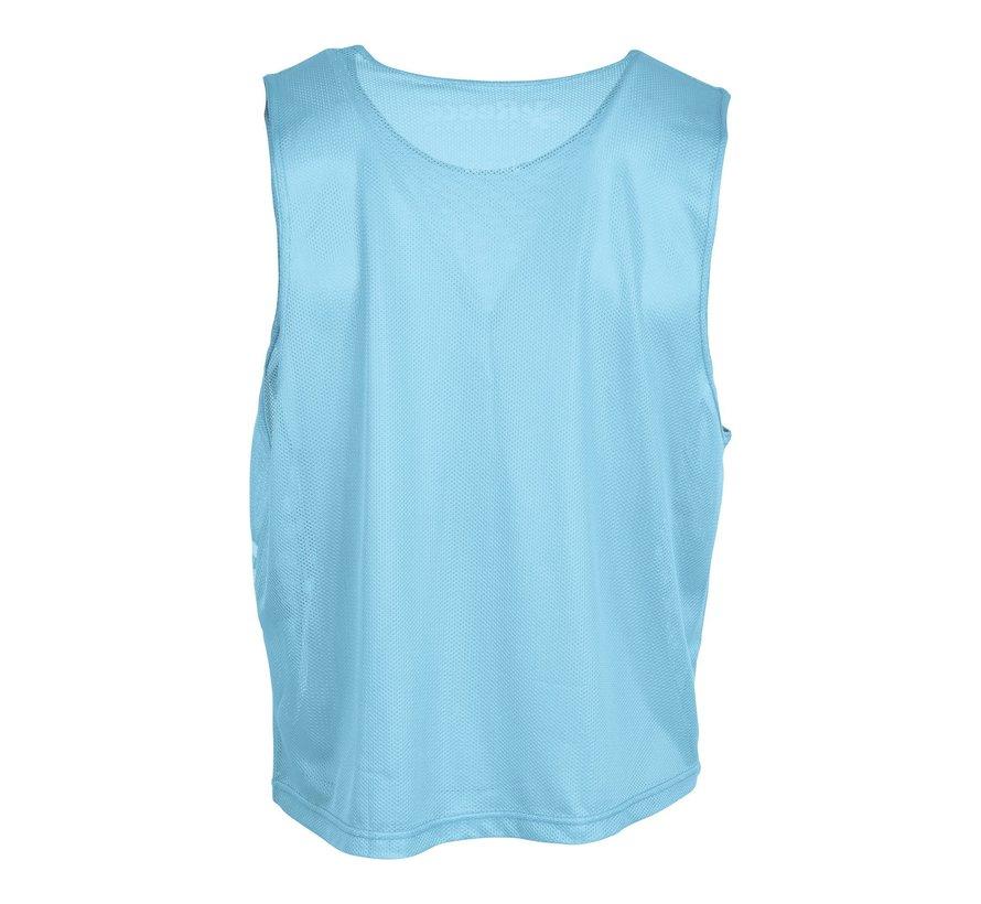 Lakeland Mesh Bib Light Blue/White