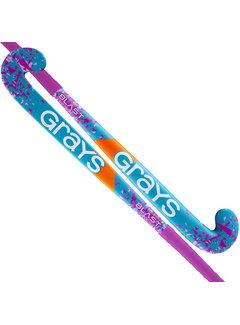 Grays BLAST Ultrabow Junior Pink/Teal