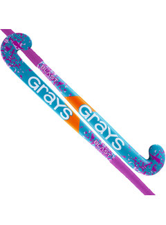 Grays BLAST Ultrabow Junior Rosa/Teal