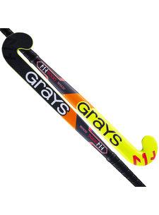Grays MH1 UB GK5000 NEON GEEL/ZWART