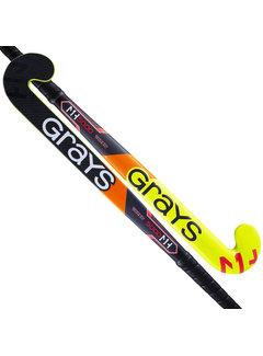 Grays MH1 UB GK5000 NEON GELB/SCHWARZ